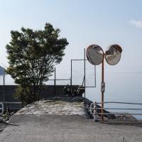 菅浦の風景