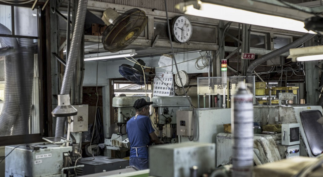 ヤンマー菅浦農村家庭工場