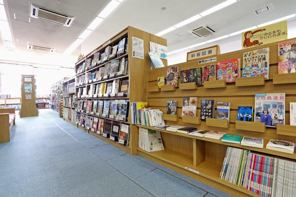 虎姫図書館