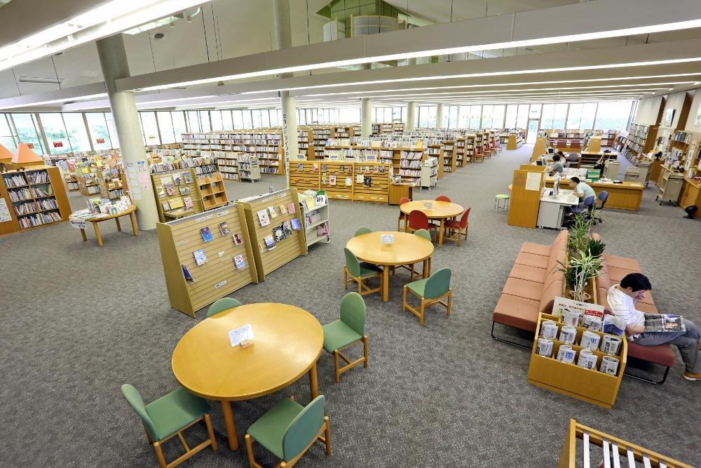 浅井図書館