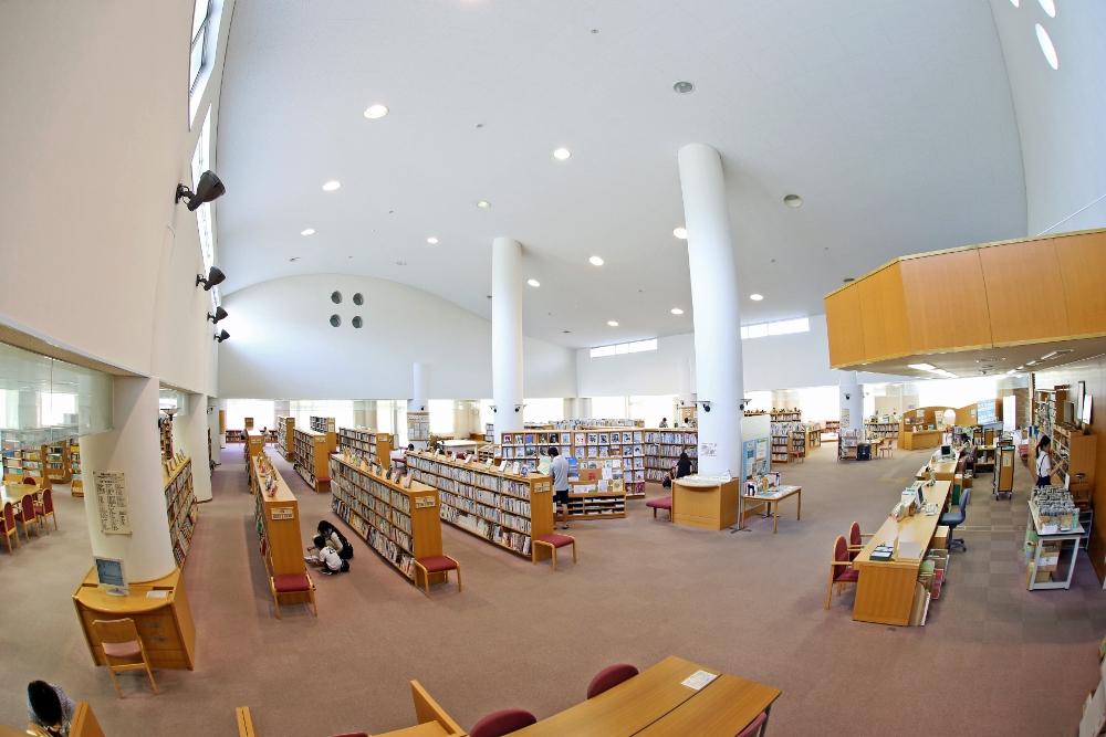 びわ図書館