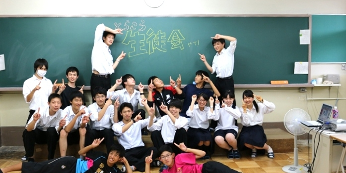 虎姫高校学園祭「虎祭」 準備進める執行部 ―高校生ライター―