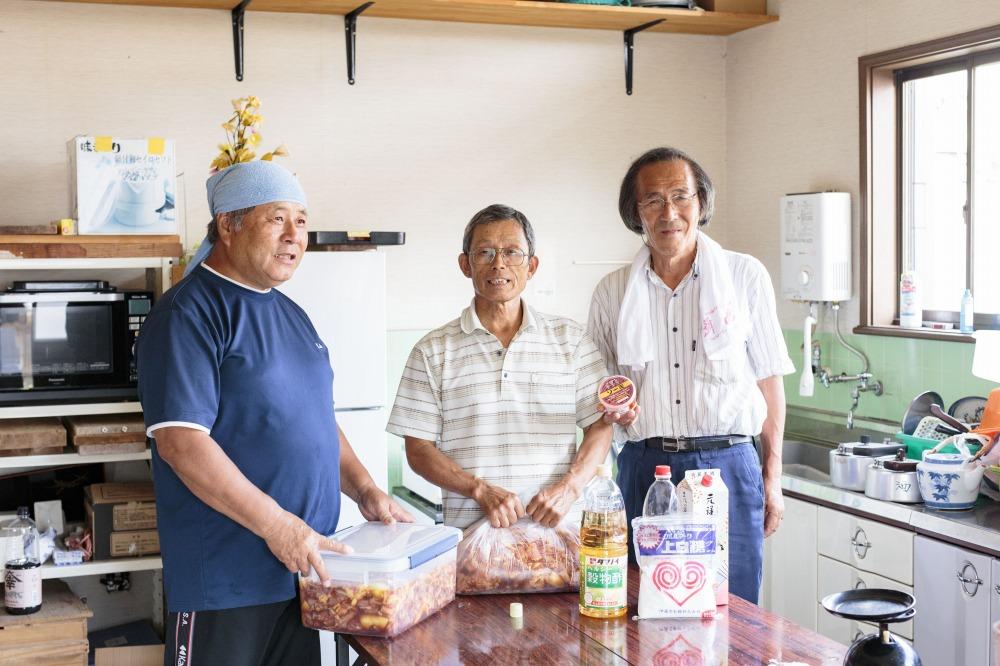 左から熊井さん、山内さん、大山さん
