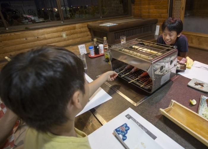 特集 琵琶湖の幸を堪能できる店「鮎茶屋かわせ」