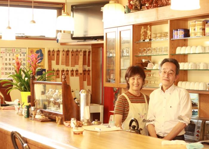 特集 木之本で50年続く喫茶店「パピヨン」