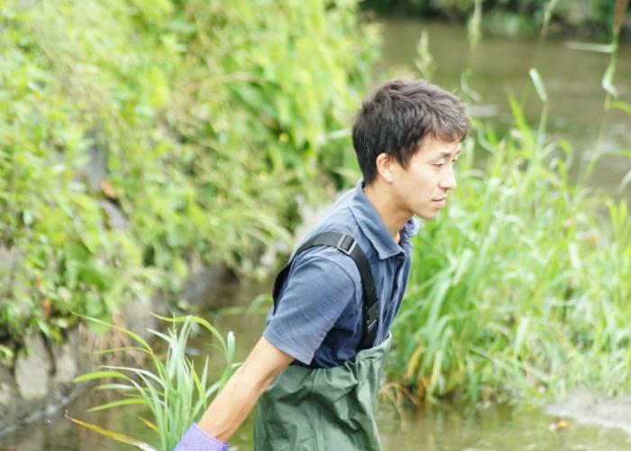 湖北の暮らし案内所どんどん 竹村光雄さん