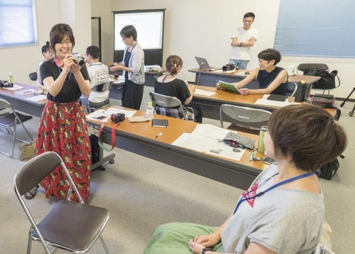 市民ライター養成講座 第3回「WEB記事と写真の活用」