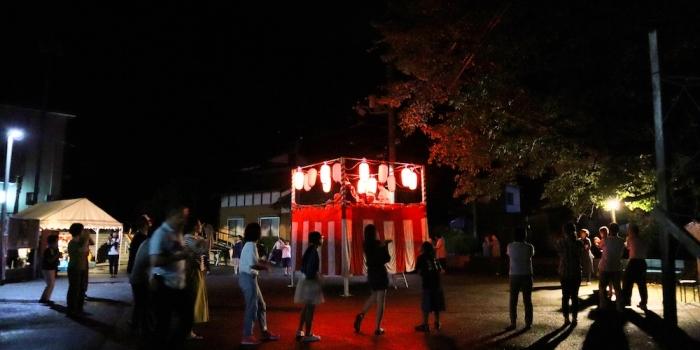 おもしろおかしく楽しむ!-菅浦の盆踊り-