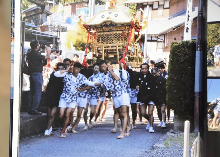 須賀神社の「須賀神社例祭」