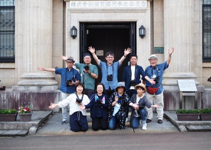 近江湖北の旅   匠がつむぐ日本の文化と未来を撮る!~オリンパスOM-Dプレミアム撮影会~