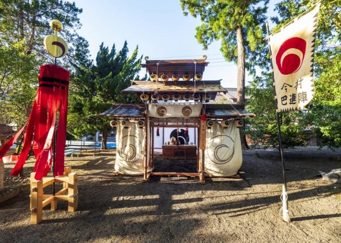 長浜人の花火を楽しむ文化